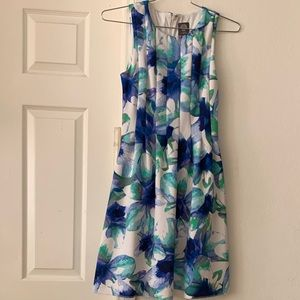 Vince Camuto flower dress